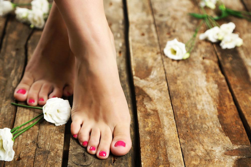 Medizinische Fußpflege Deluxe
